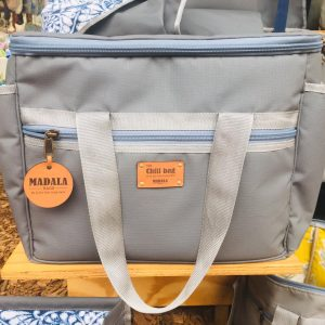 Soft sided cooler bag by Madala Bags