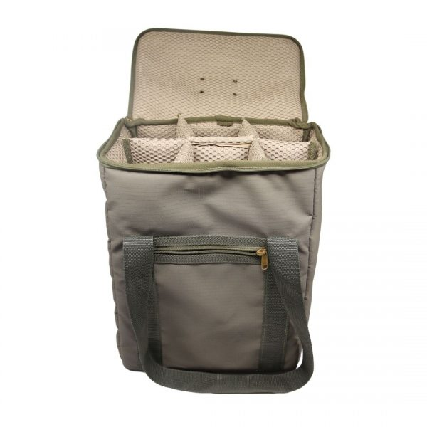 6 bottle wine carry bag by Madala Bags