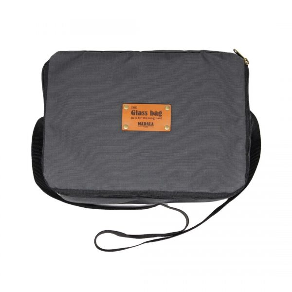 wine glass carry bag by Madala Bags